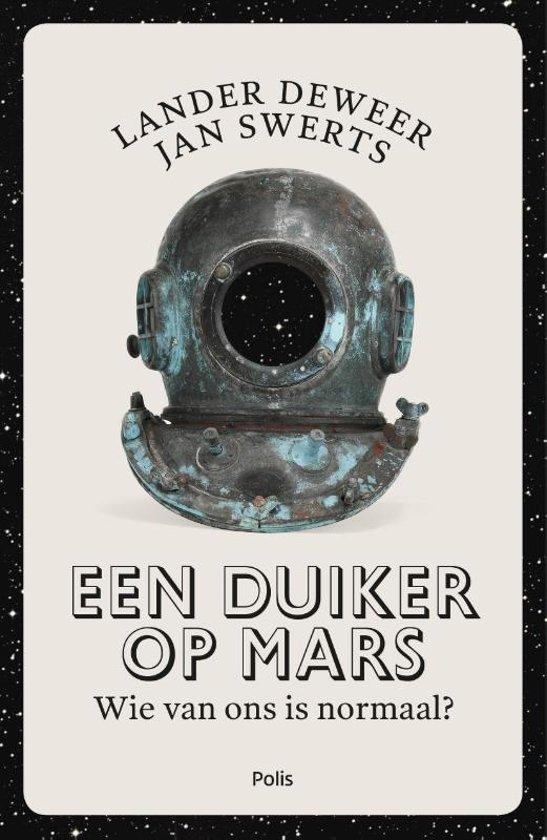Boek cover Een duiker op Mars van Lander Deweer (Paperback)