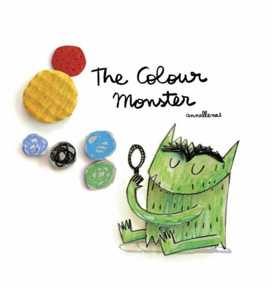 Afbeelding van The Colour Monster