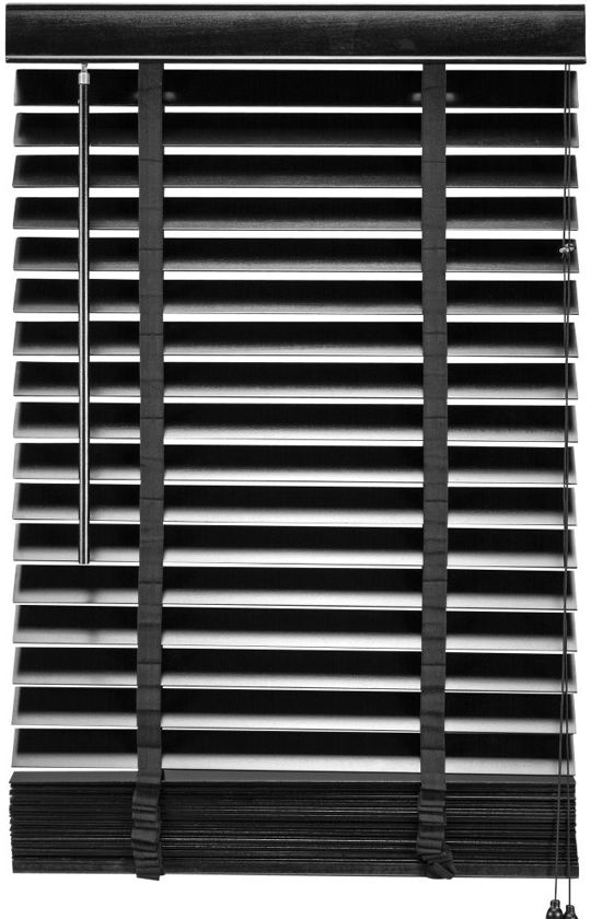 Woonexpress jaloezie HOUT 120x180