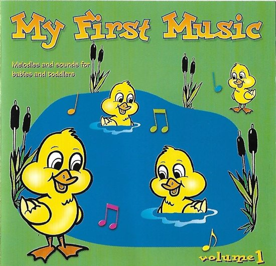 My First Music Vol.1