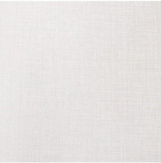 De Somero uni wit behang (vliesbehang, wit)