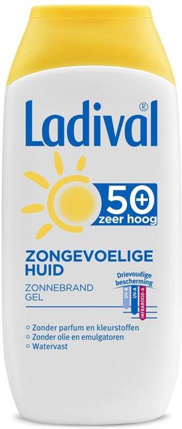 Ladival Zonnebrand - Zongevoelige Huid - SPF 50+