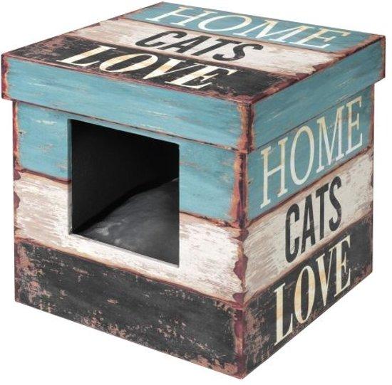 Catbox Love 35x35x35 cm