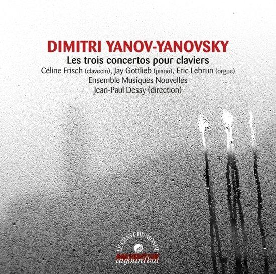 Les Trois Concertos Pour Claviers