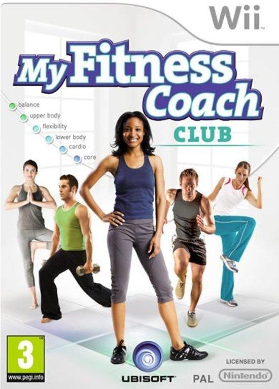 My Fitness Coach: Club kopen