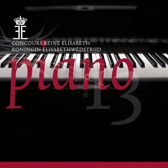 Piano 2013 - Queen Elisabeth Compen