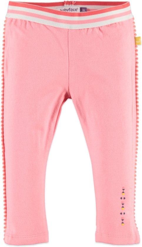 Babyface Meisjes Legging - Roze - Maat 86