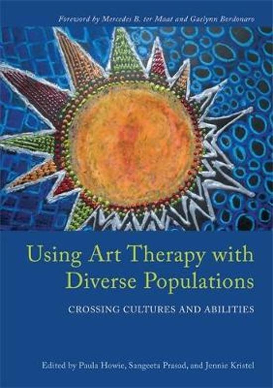 Boek cover Using Art Therapy with Diverse Populations van Louis Tinnin (Paperback)