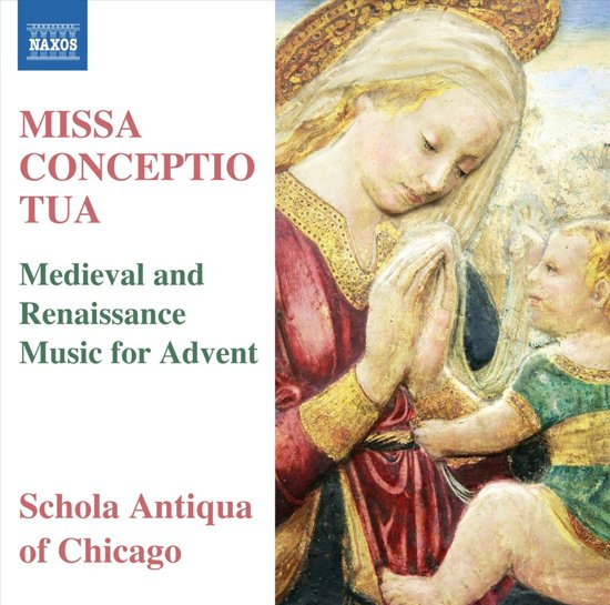 Missa Conceptio Tua : Medieval And Renaissance Mus