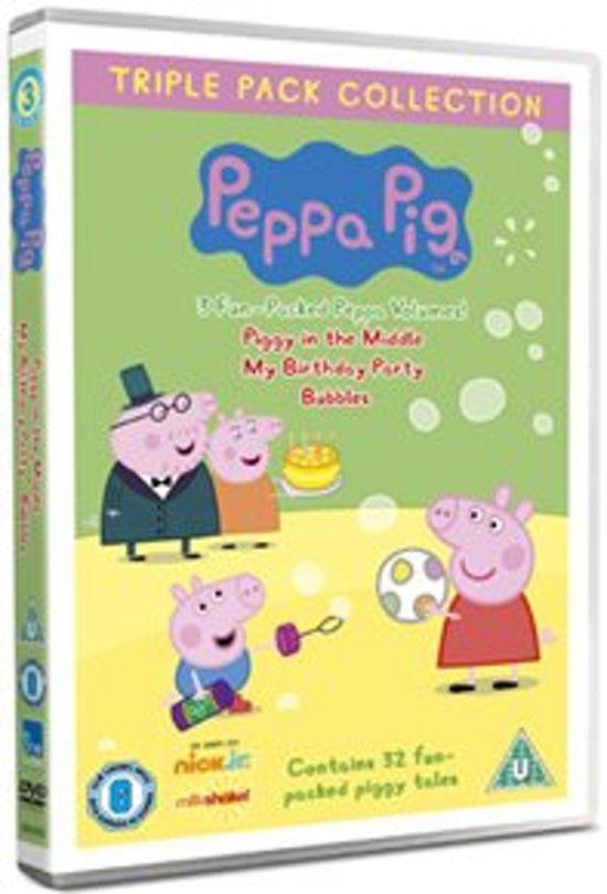 Eo10723 Peppa Pig Triple