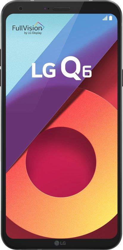 LG Q6 - Zwart