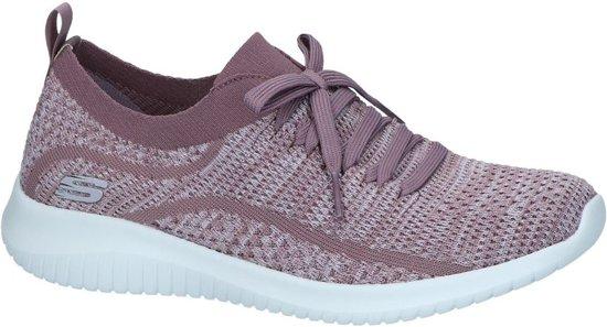 Ultra Slip Sneakers Skechers on Paarse Flex QrBeWdoxCE