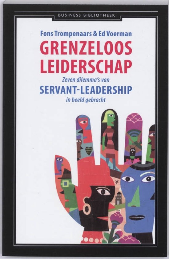 Business Bibliotheek Grenzeloos leiderschap