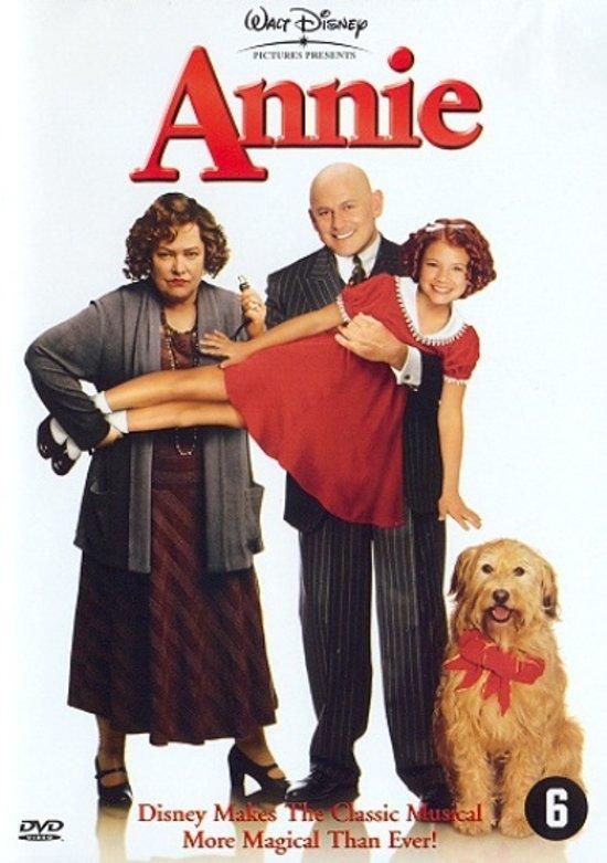 ANNIE DVD NL/FR