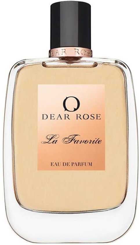 Dear Rose La Favorite Eau de Parfum Spray 100 ml