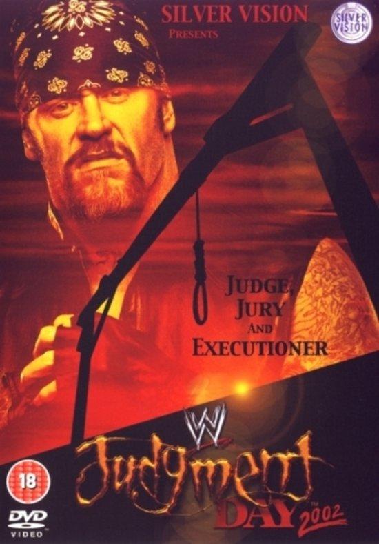 WWE - Judgement Day 2002