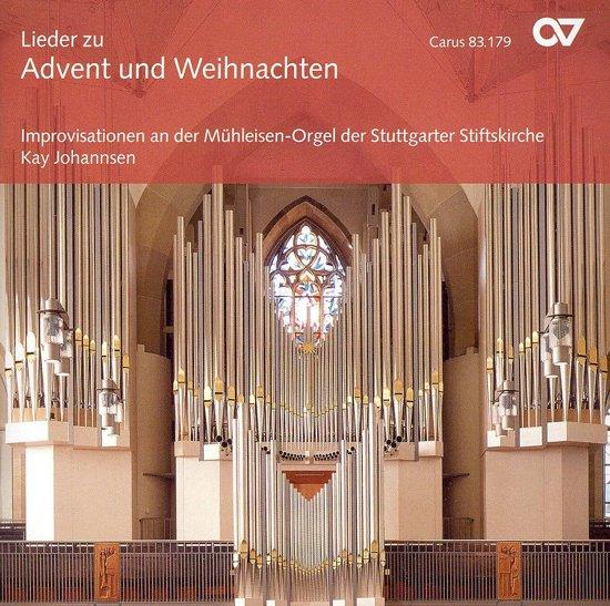 Orgelimprovisationen Zu Advent Und Weihnachten