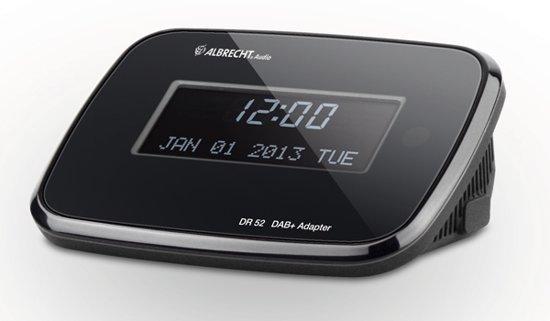 albrecht dr52 dab en fm radio adapter. Black Bedroom Furniture Sets. Home Design Ideas