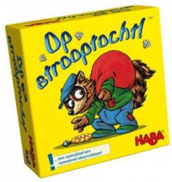 Afbeelding van het spel Supermini Spel - Op strooptocht! (Nederlands) = Duits 4910 - Frans 5483