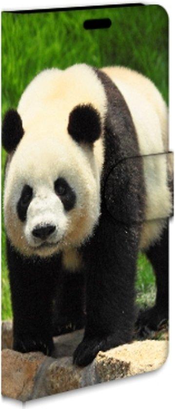 Microsoft Lumia 540 Uniek Boekhoesje Panda in Numero Dertien