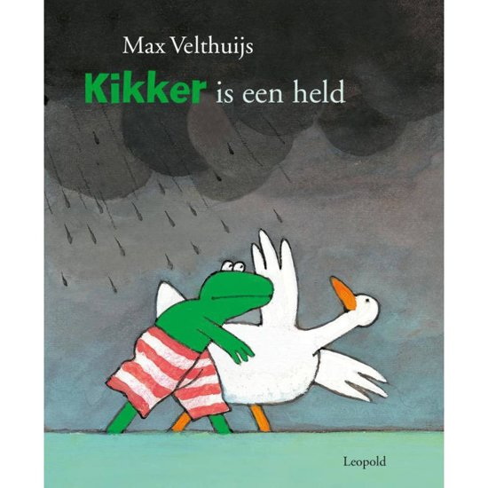 Kikker - Kikker is een held