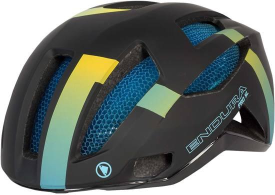 Endura Pro SL Helmet - Regenboog Limited Edition - M/L