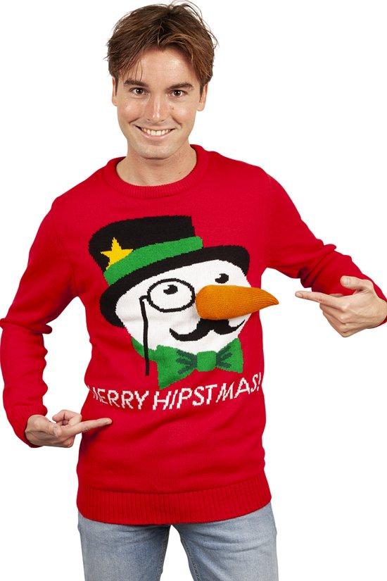 Kersttrui Maat M.Bol Com Kersttrui Merry Hipstmas Maat M Speelgoed