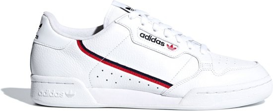 bol.com | adidas CONTINENTAL 80 Heren Sneakers - Ftwr White ...