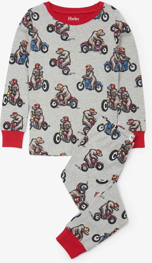 Pyjama set LS Bears 116