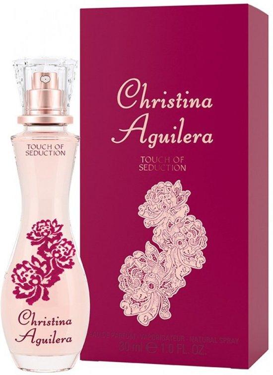 Christina Aguilera Touch Of Seduction Edp Spray 30ml