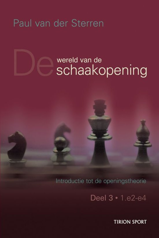 Wereld van de schaakopening 3