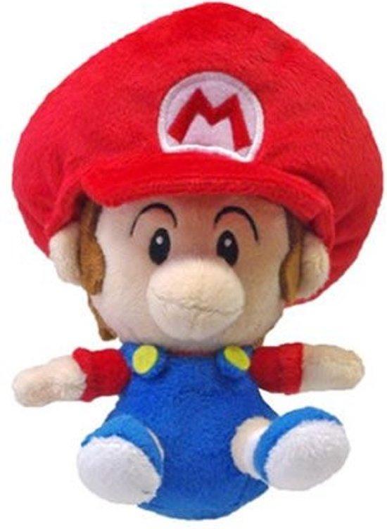 Nintendo Baby Mario 13Cm Knuffel