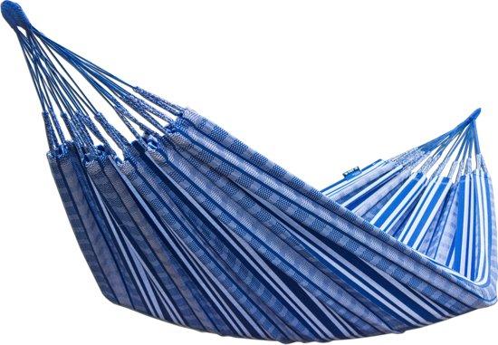 Potenza- 2 persoons hangmat / twee persoons hangmat / (draagkracht:160 kg) Topkwaliteit & Luxe