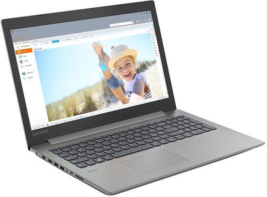Lenovo Ideapad 330 Grijs Platina Notebook 396 Cm 156 1920 X 1080 Pixels 7th Generation Amd A6 Series Apus A6 9225 4 Gb Ddr4 Sdram 128 Gb Ssd