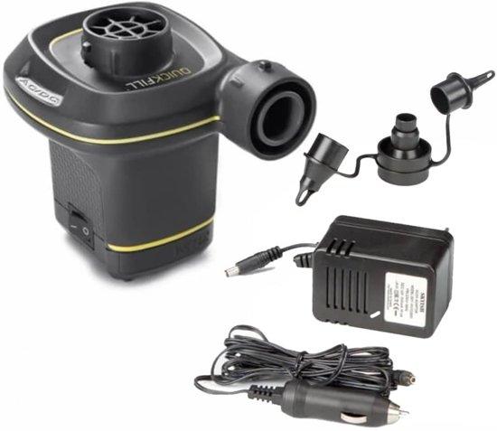 Intex Elektrische luchtpomp Quick-Fill 220-240 V 66634
