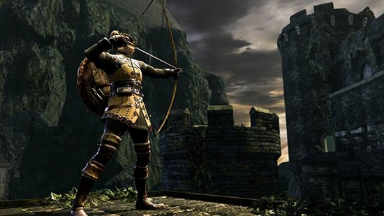 Dark Souls Trilogy PS4