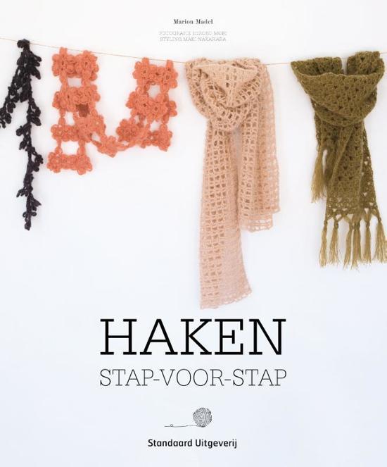 Bolcom Haken Stap Voor Stap Marion Madel 9789002252396 Boeken