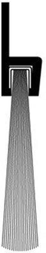 Ellen borstelstrip    1000 mm      ibs-39