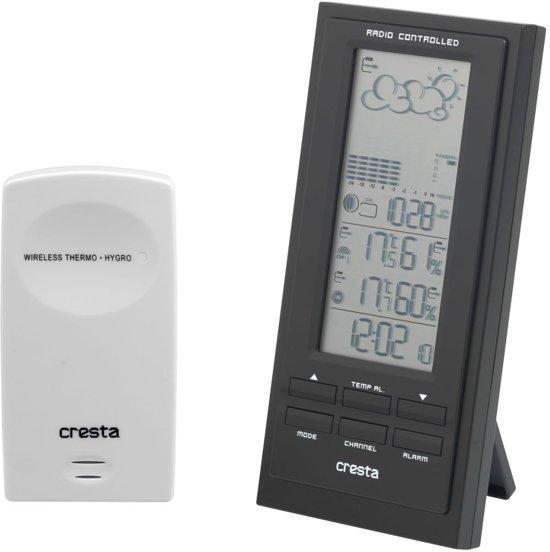 Cresta - Cresta Weerstation digitaal BAR500