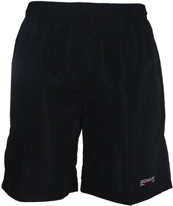 Donnay Micro Fibre Short - Sportshort - Heren - Maat XXXL - Zwart