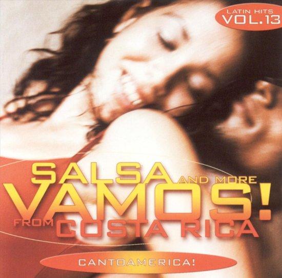 Vamos! Vol. 13 Salsa Costa Rica