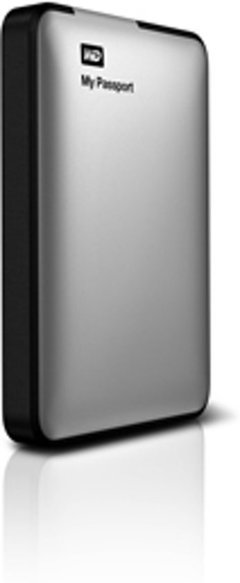 Western Digital My Passport Slim 500GB - Externe harde schijf