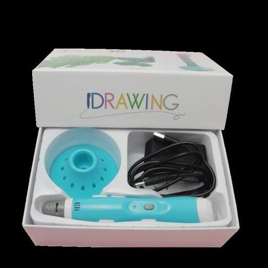 Idrawing 3D pen blauw