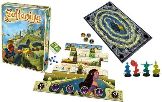 Thumbnail van een extra afbeelding van het spel Sultaniya