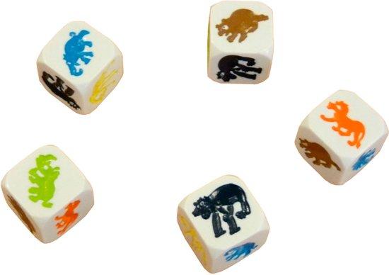 Thumbnail van een extra afbeelding van het spel Zoo Yatzy