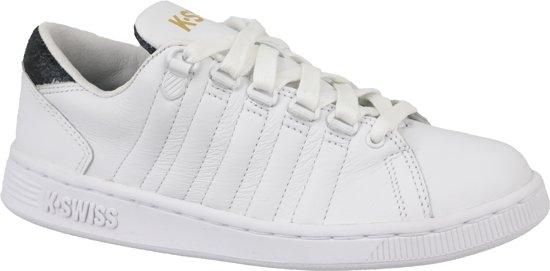 K-Swiss Lozan III TT 95294-197, Vrouwen, Wit, Sneakers maat: 37 EU