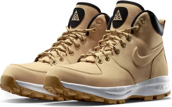 Nike Manoa 454350-700, Mannen, Beige, Trekkinglaarzen maat: 42 EU