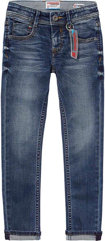 ce23f503b4424e bol.com   Vingino Jongens Jeans - Mid Blue Wash - Maat 158