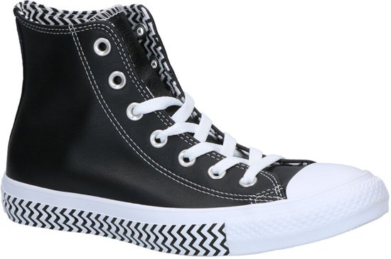 Converse Chuck Taylor AS Mission Zwarte Sneakers  Dames 41,5