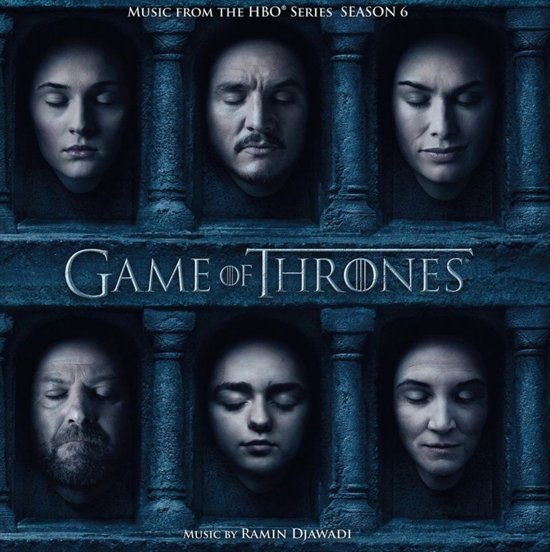 Game Of Thrones Season 6 (OST) (LP)